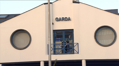 Man is being questioned at Tallaght Garda Station