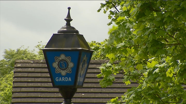 Two people were questioned at Mayfield Garda Station