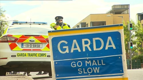 Two of the 17 vacant positions at senior garda level are in the traffic corps