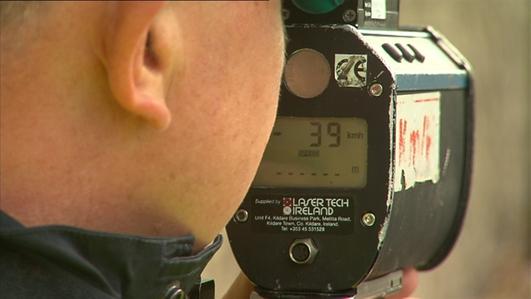 Garda crackdown on speeding on national Slow Down day