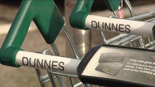 Dunnes had a 23% share of all grocery sales in Ireland in the 12 weeks to the end of February