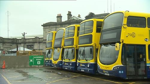 Dublin Bus said the strike will affect around 400,000 customers