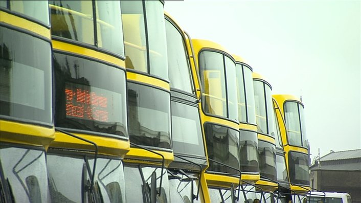 Unlikely Dublin Bus strike will be averted - SIPTU