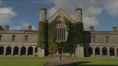 Galway University Foundation is the NUIG's fundraising charity