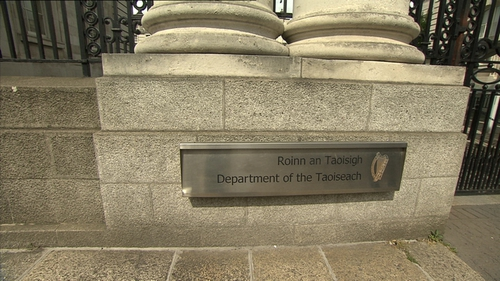 The details emerged in tender documents from the Department of the Taoiseach