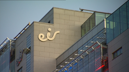 Eir said its first quarter results were in line with expectations