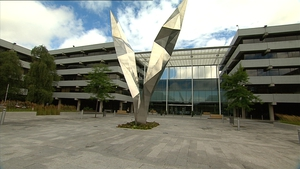 AIB's headquarters in Dublin