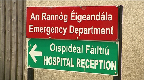 28 acute beds are to be opened at University Hospital Galway