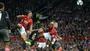 Ibrahimovic double fires United past Saints