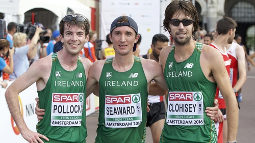 The Irish runners will be looking to finish on a high