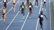 Felix makes history as US take relay gold