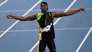 Usain Bolt secured his ninth Olympic gold on Friday night