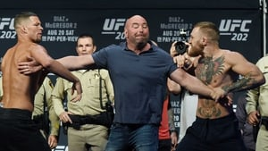 Conor McGregor and Nate Diaz are scheduled to take to the octagon at 5am Irish time on Sunday