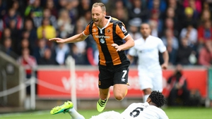 David Meyler has been used sparingly by Hull manager Marco Silva recently