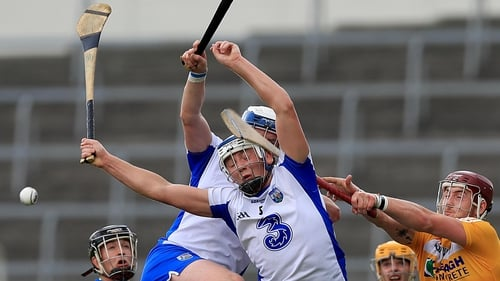 Waterford lorded it over the Saffrons in Thurles