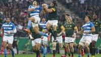 Late double sees Springboks past Pumas