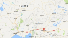 "Gaziantep governor Ali Yerlikaya said that the explosion was due to a ""terror attack"" (Pic: Google Maps)"