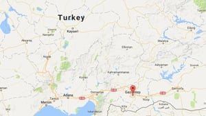 """Gaziantep governor Ali Yerlikaya said that the explosion was due to a """"terror attack"""" (Pic: Google Maps)"""
