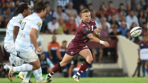 Ian Madigan signed a two-year deal with Bordeaux last summer