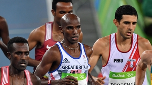 Mo Farah os among 26 athletes to have had their TUEs published online on Monday