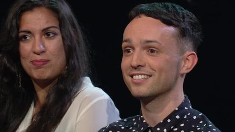 Saturday Night with Miriam Extras: James Kavanagh