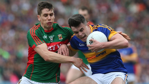 Mayo square up to Tipperary on Saturday evening
