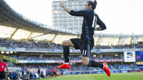 Gareth Bale has committed his future to Real Madrid