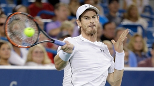 Andy Murray was beaten for the first time since the French Open final