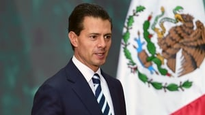 Enrique Pena Nieto's poll numbers are at all-time lows