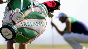 Padraig Harrington and Séamus Power led the charge on the golf course. They would finish 21st and 15th respectively.