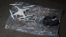 The devices were discovered by officers investigating attempts to smuggle contraband