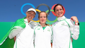 Fionnuala McCormack led home the Irish marathoners with a superb 20th. Lizzie Lee was 57th Breege Connolly was 71st.