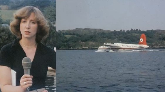 Olivia O'Leary reports on Flying Boats (1976)
