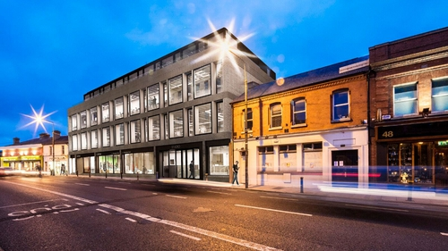 Construction at Donnybrook House will begin in October with an end value of €45m