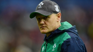 Joe Schmidt is due to make a decision on whether he'll lead Ireland into the 2019 World Cup