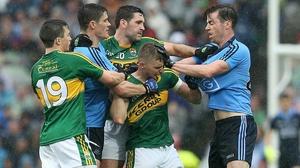 Kerry and Dublin renew acquaintances this Sunday