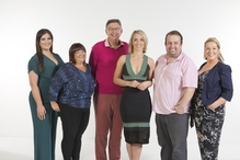Elaine Crowley, Brenda Donohue, Gerald Keane, Kathryn Thomas, Karl Spain and Katherine Lynch