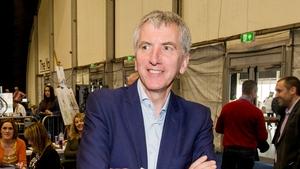 Stormont's Finance Minister Mairtin O Muilleoir