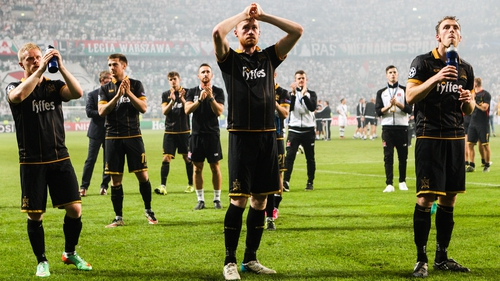 Dundalk's Europa League draw takes place at noon