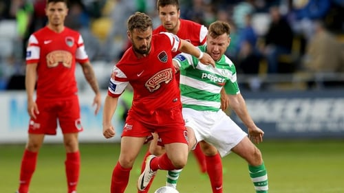 Rovers have been handed home advantage for the last-eight clash