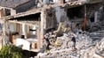 At least 120 killed in Italy earthquake
