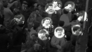 The investigating team has released footage and still images of 19 people they want to speak to