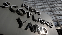 Scotland Yard said said no armed police were involved in the arrest