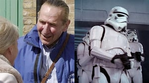 Michael Leader in Albert Square and on the Death Star