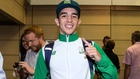 No regrets for Conlan as Team Ireland touch down