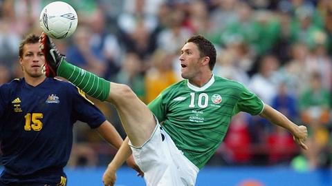 Robbie Keane Announces International Retirement