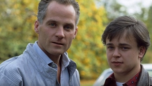 Michael Cashman (left) as Colin with Gary Hailes as Barry Photo copyright: BBC