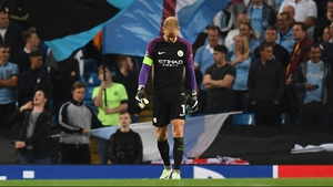 Joe Hart's Manchester City future remains unclear