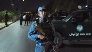Police said the operation had concluded just before dawn