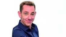 Ryan Tubridy is on the front of this week's RTÉ Guide